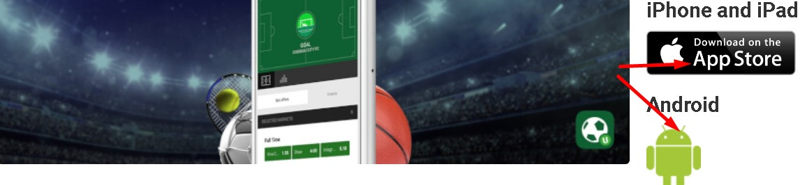 Unibet app download for Android and iOS