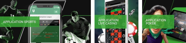 Unibet app download