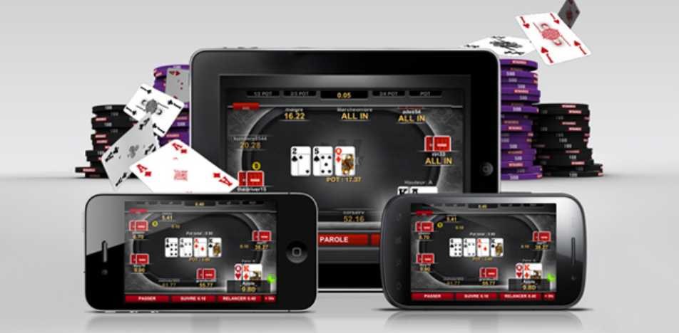 Winmax app poker